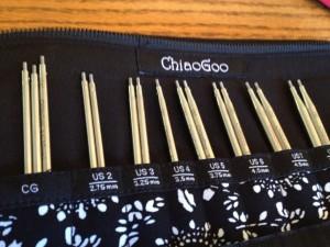 ChiaoGoo interchangeables